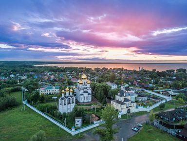 Добро пожаловать в Переславль-Залесский!