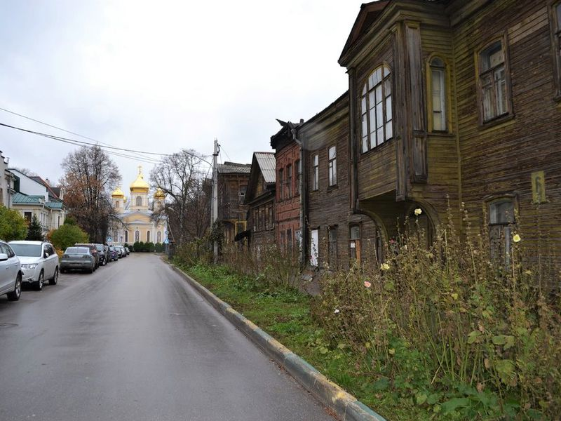 Нижний Новгород— тайник ссокровищами