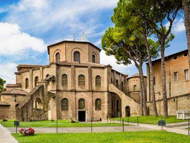 Равенна — путешествие в мир старинных мозаик