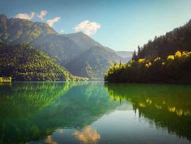 Абхазия — авто-экскурсия в мир природной красоты