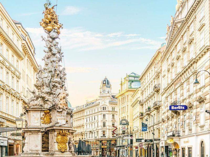 Экскурсия История Вены без скучных фактов и дат