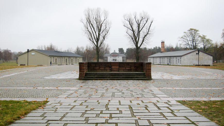 Концлагерь «Заксенхаузен» вОраниенбурге