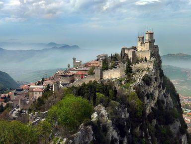 Онлайн-прогулка по очаровательному Сан-Марино