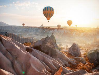Полет над Каппадокией: достучаться до небес