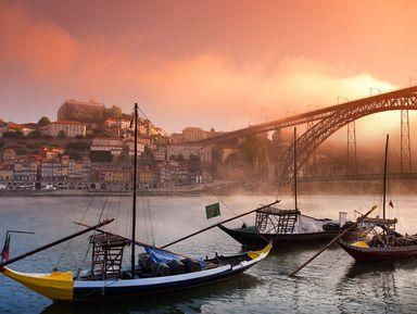 Порту — древний и прекрасный!