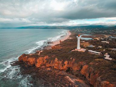 По Великой Океанской дороге из Мельбурна