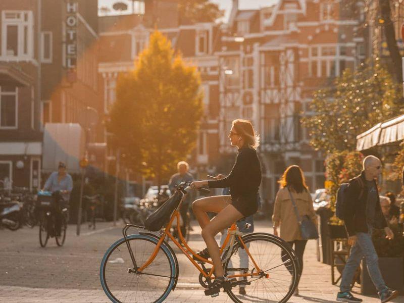 Экскурсия Амстердам: инструкция по применению