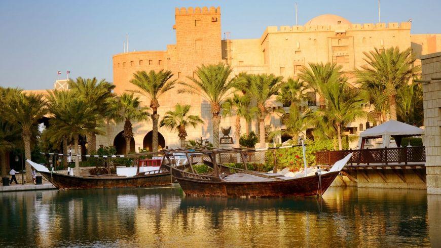 Исторические районы Дубая