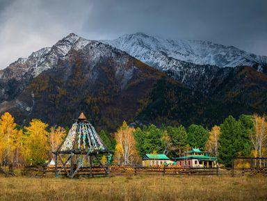 Один день в Сибирском Тибете: изИркутска— впоселок Аршан