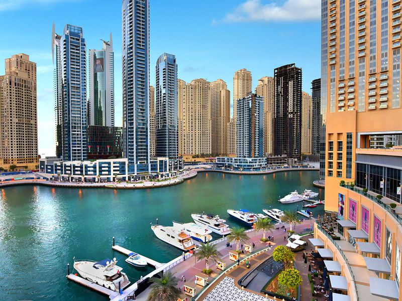 Экскурсия Все краски Дубая