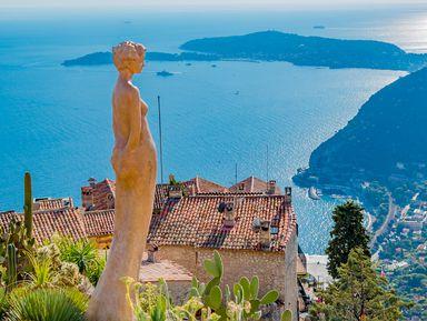 Ницца, Эз, Монако: на восток Лазурного побережья