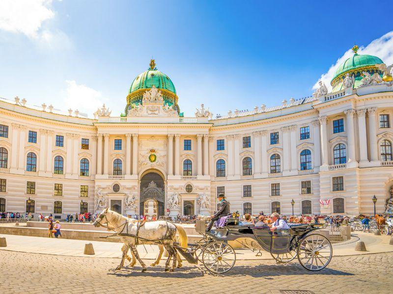 Вена, экскурсия