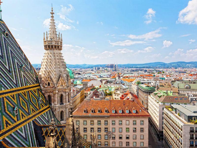 Вена — первое знакомство