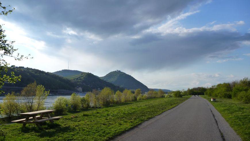 Велопрогулка вдоль Дуная к вершине Леопольдсберг