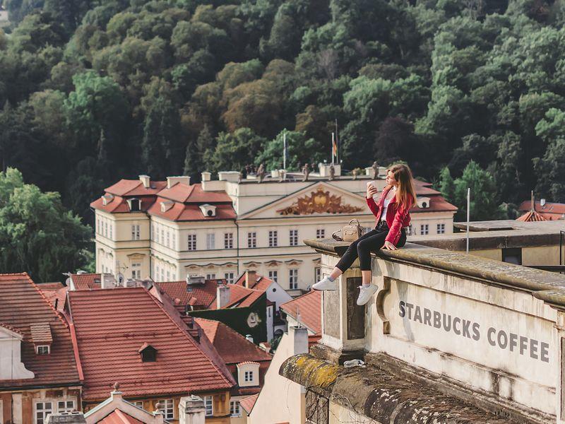 Экскурсия Фотопрогулка по Праге