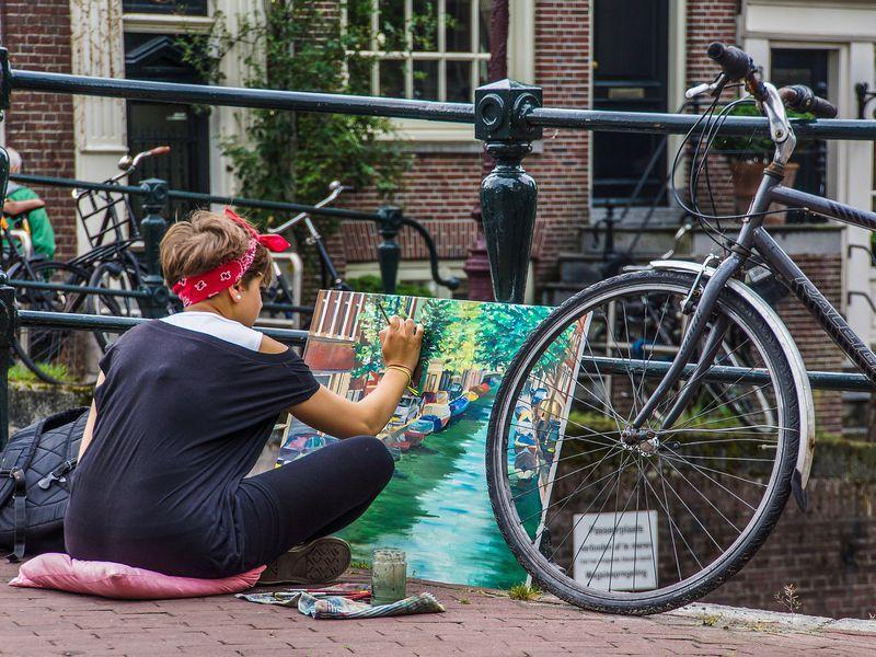 Экскурсия Любимый квартал амстердамцев: Йордан