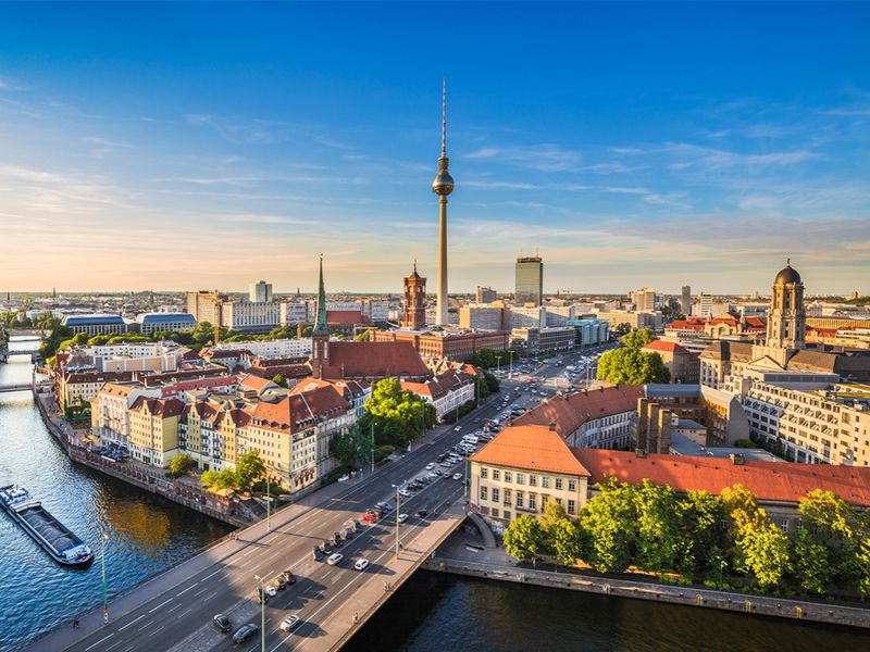 Влюбиться в Берлин за 3 часа
