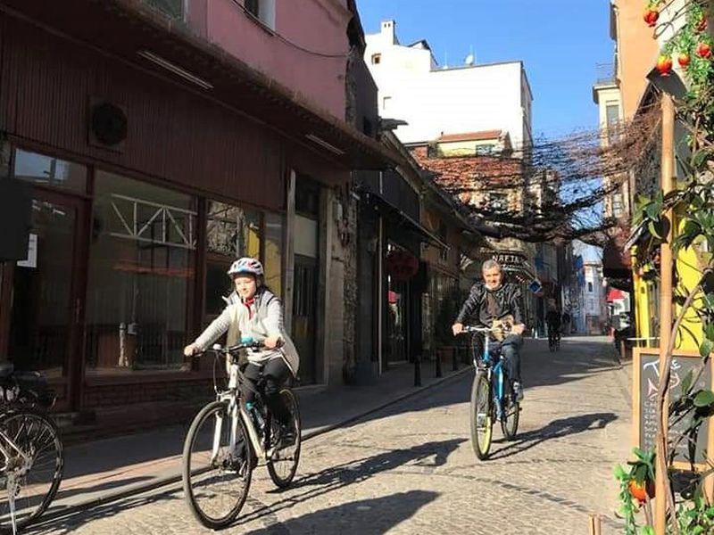 Экскурсия Велопрогулка по старому Стамбулу