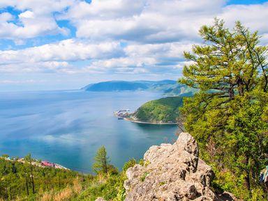 Идеальный день на Байкале