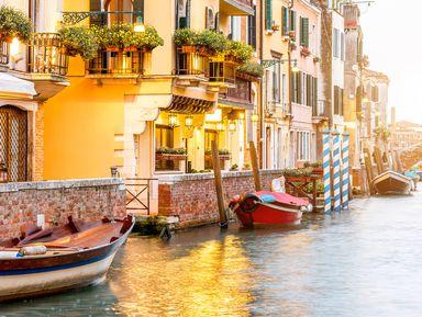 Онлайн-прогулка «Венеция, в которую нельзя не влюбиться»