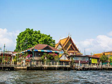 Из Паттайи в контрастный Бангкок!