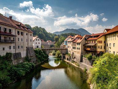 Шкофья Лока— альпийская сказка Словении