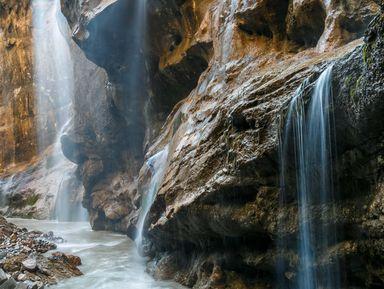 ИзПятигорска— вкрай Чегемских водопадов!