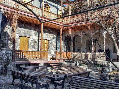Гюмри— северная столица Армении