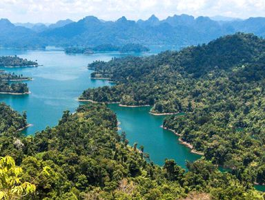 Поездка на секретное озеро Чео Лан