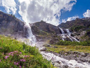ИзКисловодска— к Софийским водопадам