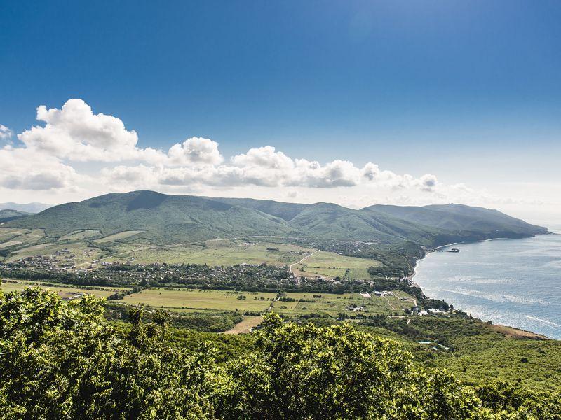 Красоты озера Абрау— путешествие изАнапы