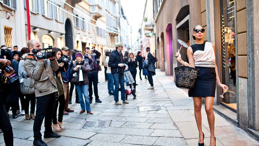 Ежедневная прогулка по Милану