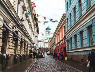 Имперский Хельсинки: теплая прогулка в любую погоду