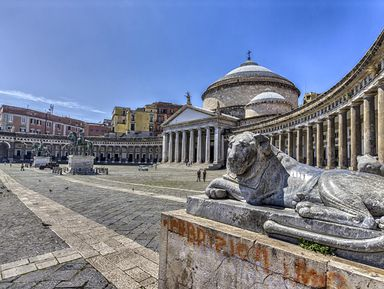 Тайны илегенды Неаполя на прогулке в мини-группе