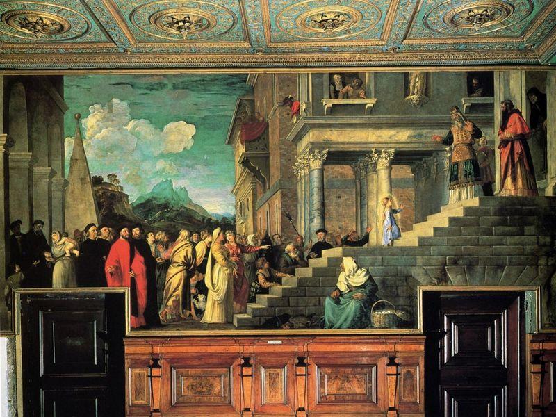 Экскурсия Понять шедевры Тициана