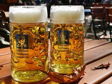 Хмельной Мюнхен: спивом опиве