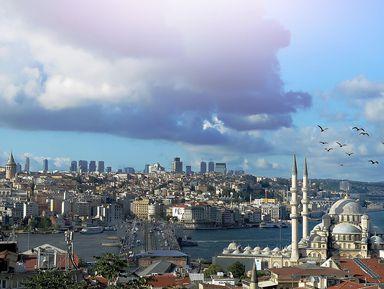 Их Стамбул: город глазами стамбульцев