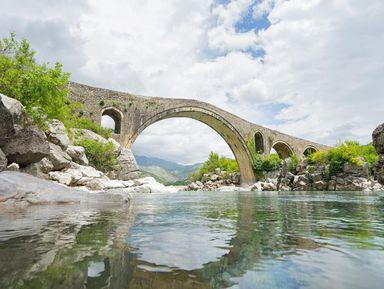 Скадарское озеро — портал из Черногории в Албанию