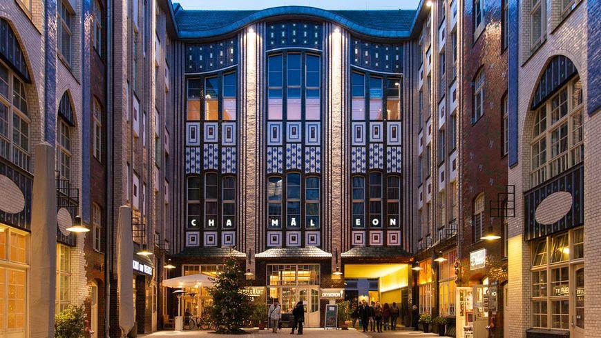 Берлинские дворики