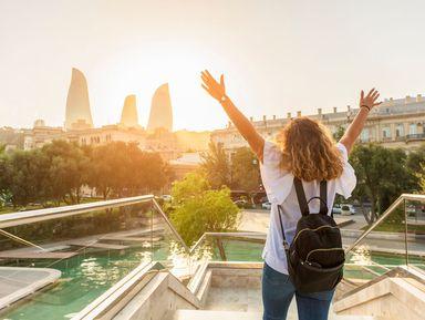 Влюбиться в Баку за один день!