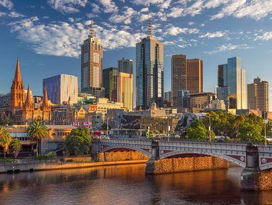 Мельбурн— самый европейский город Австралии