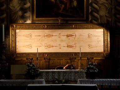 История Турина, Плащаница и христианское наследие