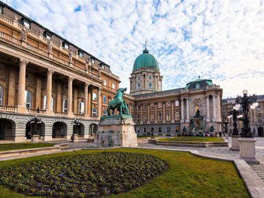 Тайны королевского дворца Будапешта