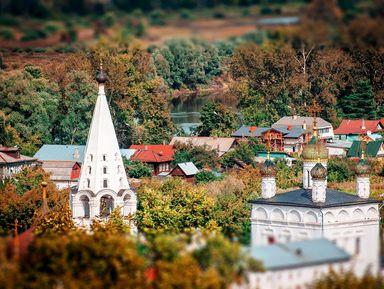 2 города — 1 день: Нижний Новгород и интересные окрестности