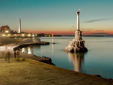 Влюбиться в Севастополь за 80 минут!