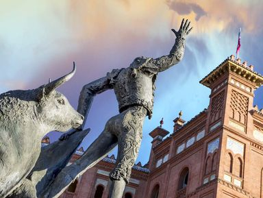 Мадрид, амиго! (трансфер + обзорная экскурсия)