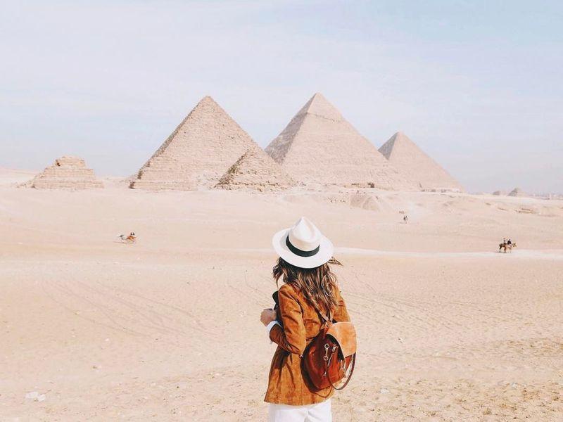 ИзХургады вКаир— навстречу Большому сфинксу