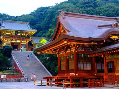 Камакура— древняя столица Японии