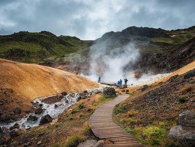 Полуостров Рейкьянес: чудо, покрытое лавой