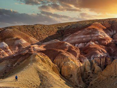 Два дня с инопланетным Алтаем: Чуйский тракт, Гейзеровое озеро и перевал Кату-Ярык